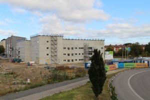 Vi medverkar vid Skanska:s utveckling av äldreboende med miljöfokus i kvarteret Oxen i Kristianstad